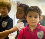 La petite école de San Diego