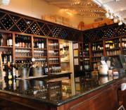 Mauro's Café chez Fred Segal