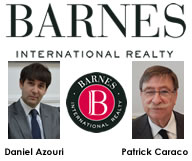 BARNES Los Angeles - Daniel AZOURI - Patrick CARACO