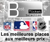 Best Ticket Selection - Billets spectacles et évènements sportifs à Los Angeles et San Diego