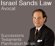Israel Sands Law
