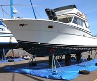 Réparation et entretien de bateaux