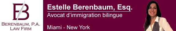 Berenbaum Law Firm – Estelle Berenbaum, Esq.