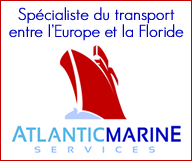 Atlantic Marine Services - Transport Europe Floride