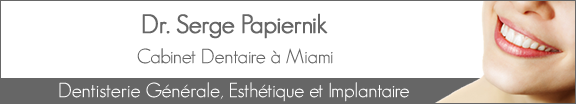 Serge Papiernik - Docteur en chirurgie dentaire - Miami Smile Dental