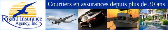 Rivard Insurance Agency - Courtiers en assurances
