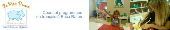 Le Petit Prince – French School Boca Raton