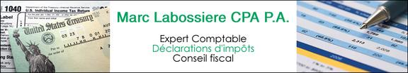 Marc LABOSSIERE C.P.A. P.A.