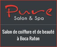 Pure Salon & Spa (fermé)