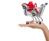 Vente d'automobiles, neufs et occasions