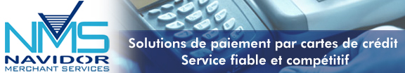 Navidor Merchant Services - Yves DETERNAY