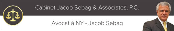 Cabinet Jacob Sebag & Associates P.C.