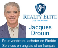 Jacques Drouin – Realty Elite Destination