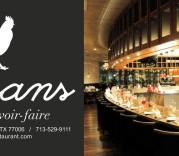 Artisans Restaurant