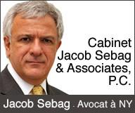 Cabinet Jacob Sebag & Associates P.C.