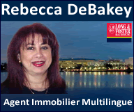 Rebecca DeBakey <br> Long & Foster Real Estate