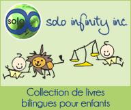Sonia Colasse, auteur de livres bilingues pour enfants