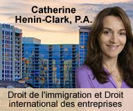 Catherine HENIN-CLARK, P.A.