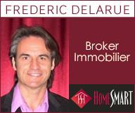 Frédéric Delarue - Homesmart Professionals