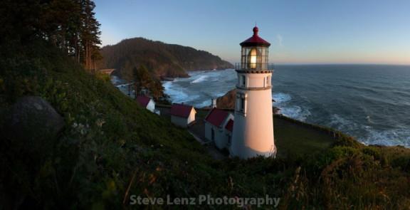 Heceta Head Lighthouse / crédits : hecetalighthouse.com
