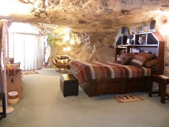 Kokopelli's cave bed & breakfast / crédits : kokoscave.com