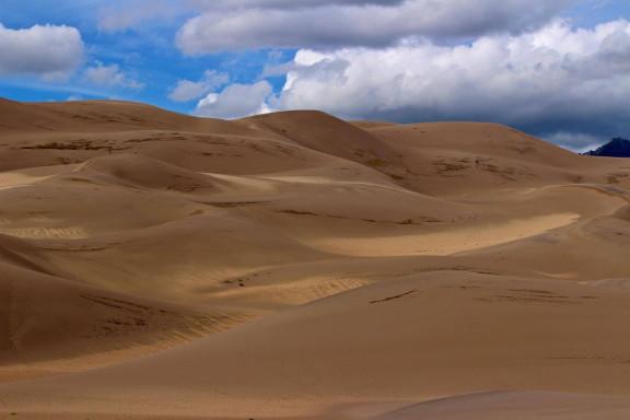 Great Sand Dunes National Park and Preserve / Crédits : facebook.com/visitcolorado