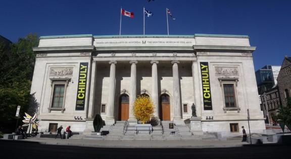 Musée des Beaux Arts de Montréal, crédits : wikipedia.org