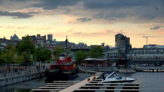 Le vieux port, crédits : wikiwand.com