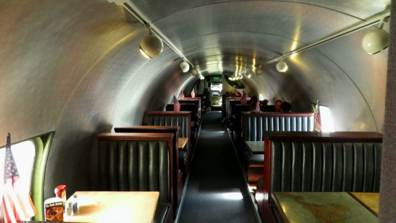 The Airplane Restaurant, crédit photo : Phil Regier