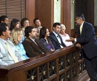 Etre juré dans un procès aux Etats-Unis