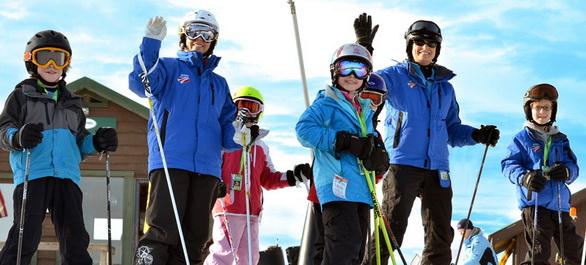 Faire du ski près de D.C.