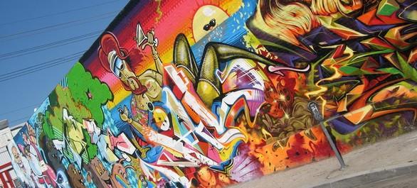 The Las Vegas Arts District