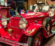 Le Fort Lauderdale Antique Car Museum