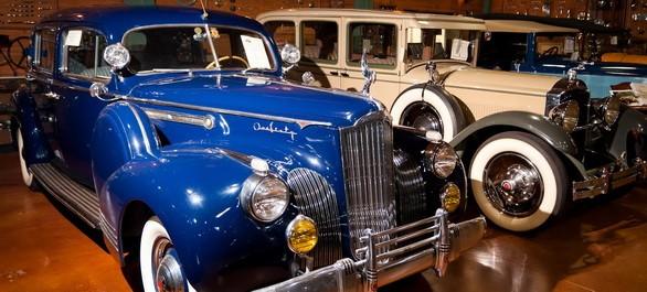 Le Fort Lauderdale Antique Car Museum