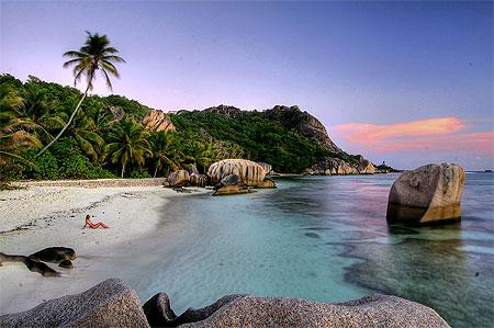 Plade d'Anse Source d'Argent