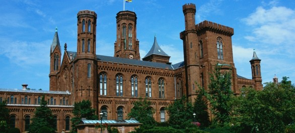 Au cœur de la Smithsonian Institution à D.C