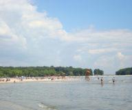 Orchard Beach, la seule plage du Bronx