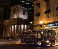 Le Ghosts & Gravestones Trolley Tour