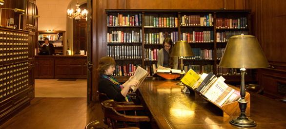 Les bibliothèques secrètes de New York City