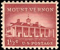 Mount Vernon, demeure de George Washington