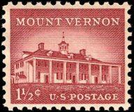 Mount Vernon, demeure de George Washington