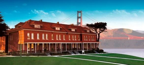 Le Walt Disney Family Museum à San Francisco