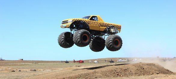 Les Monster Trucks, ces géants sur roues