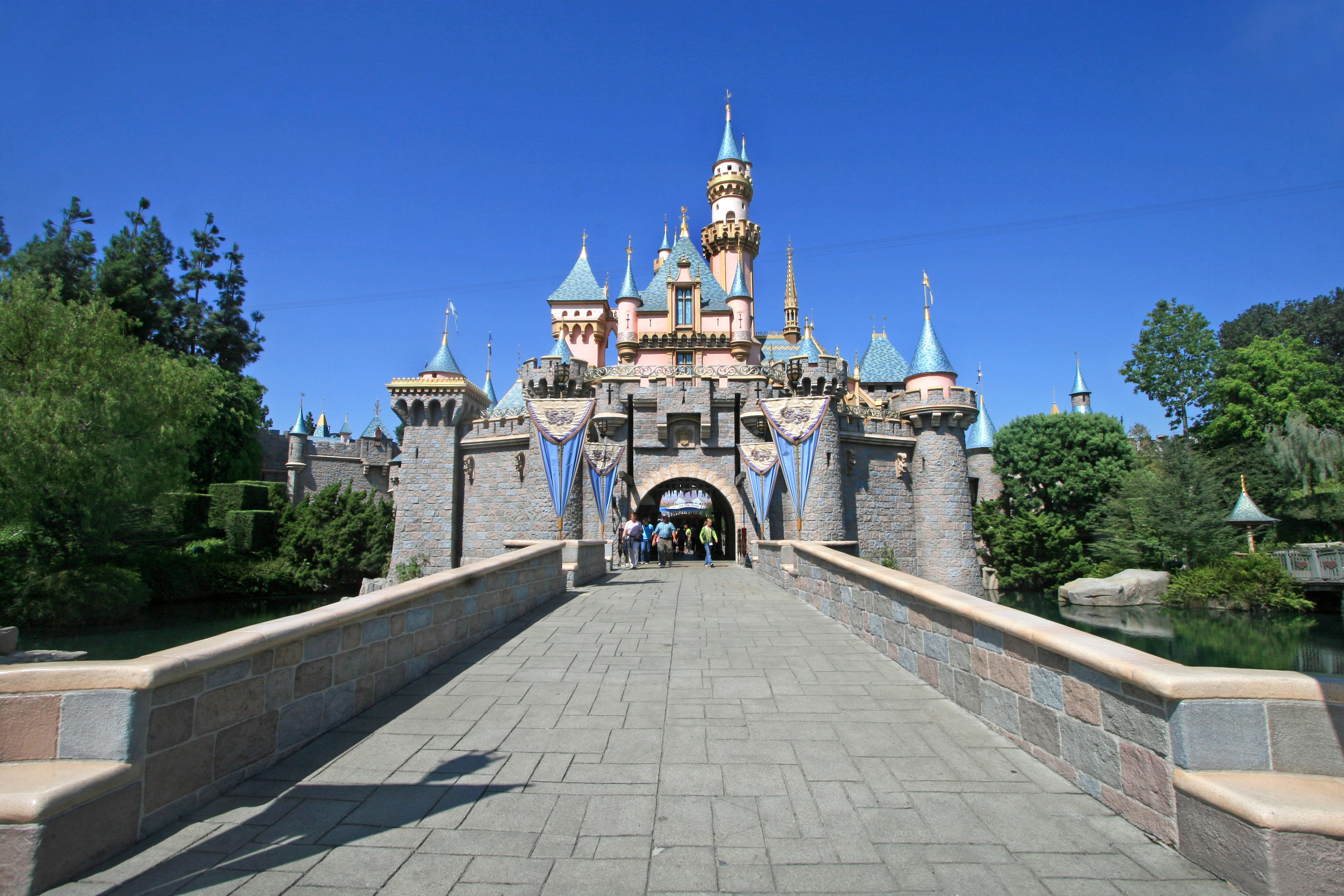 Disneyland Resort en Californie