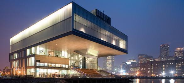 L'Institut d'Art Contemporain de Boston