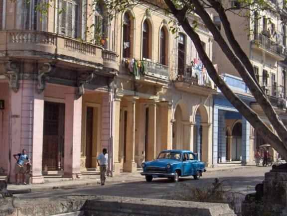 La Havane, crédit photo : wikipedia