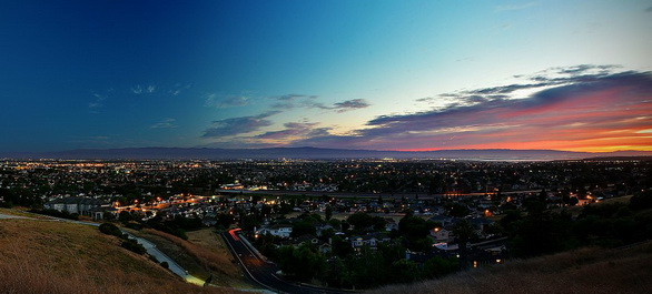 Le marché immobilier de la Silicon Valley