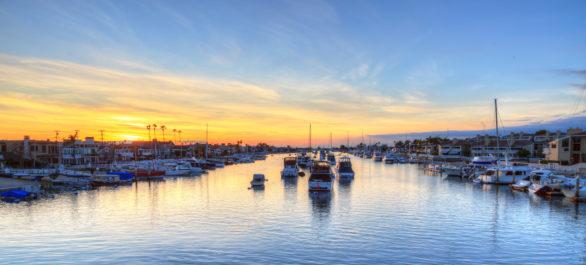 Une journée à Balboa Island