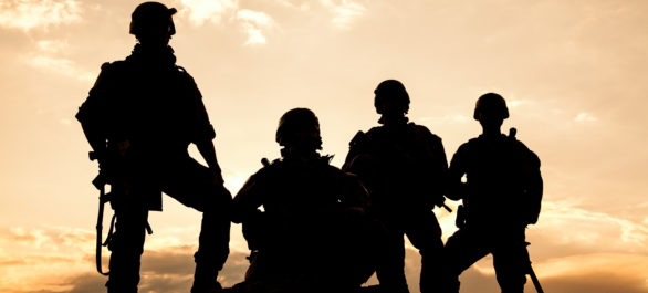 L'US Army, protectrice du territoire