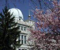 L'Observatoire Naval des Etats-Unis à D.C.